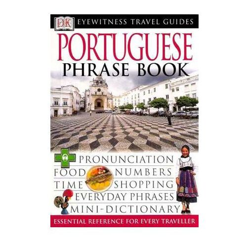 Portugalia rozmówki Dorling Kinderslay Portuguese Phrasebook, praca zbiorowa