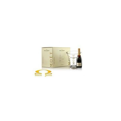 Moët & chandon Szampan imperial gift box 0,75l x6 + ice bucket