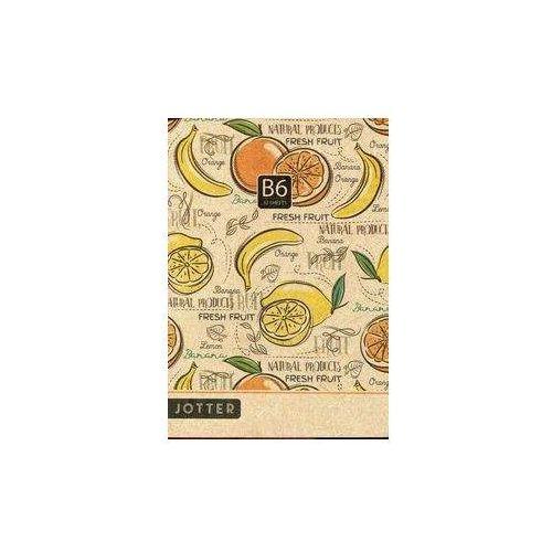 Fresh Zeszyt b6 32 kartki w kratkę -