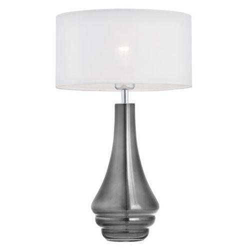 Lampa stołowa Argon Amazonka 3035 z abażurem 60W E27 dymna, 3035