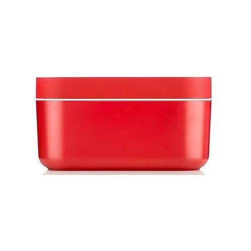 Foremka | Pudełko do kostek lodu Lekue Ice Box 132 kostki czerwona, 0250400R05C002