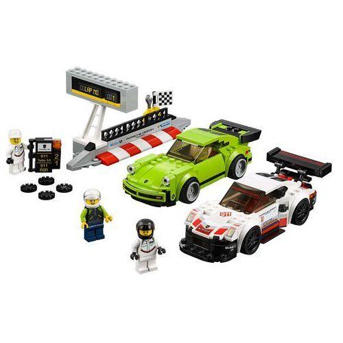 Lego SPEED CHAMPIONS Porsche 911 rsr & 911 turno 3.0 75888