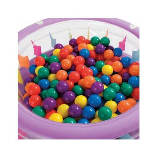 Intex kolorowe piłeczki 100 sztuk