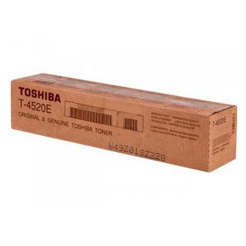 Toner Toshiba T-4520E Black do kopiarek (Oryginalny) [21k] (4519232127349)