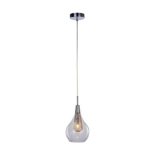 ELEKTRA 1 LAMPA WISZĄCA MD15002028-1A AZZARDO, kolor transparentny,