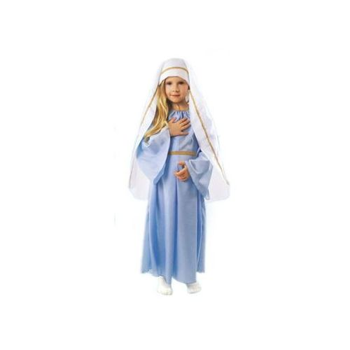 Kostium Maryja rozmiary: od 98 do 140 cm - XS, S, M, L - M - 122/128 cm