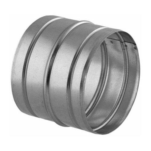 Darco Złączka rur elastyczna zws180 ocynkowana (5907803625247)