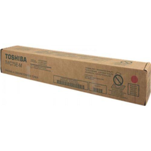 Toner Toshiba T-FC75E-M Magenta do kopiarek (Oryginalny) [35.4k] (4519232163682)