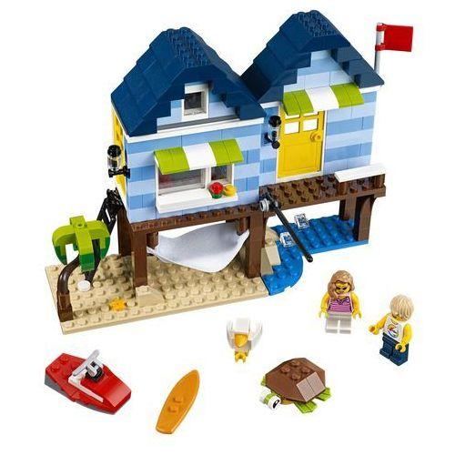 LEGO Creator, Wakacje na plaży, 31063