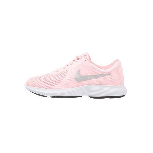Nike Performance REVOLUTION Obuwie do biegania treningowe arctic punch/metallic silver/sunset pulse