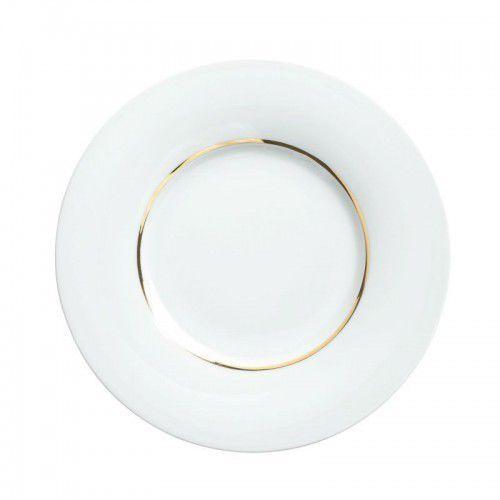 Kahla - Magic Grip Dîner Line of Gold - talerz obiadowy (średnica: 27 cm)