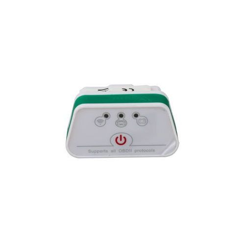 Vgate Interfejs icar2 elm327 obdii obd2  wifi pl - biało-zielony + darmowa dostawa // odbiór osobisty warszawa // (5902686406426)