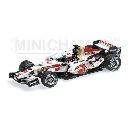Minichamps Honda f1 racing ra106 #12 jenson button winner hungary gp 2006 dirty version