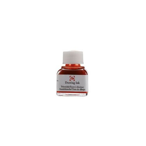drawing ink tusz 11ml 235 orange marki Talens