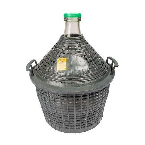 Browin Balon do wina 10 l w koszu plastikowym 644010 (5908277713980)