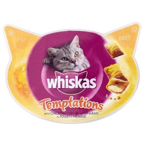 Whiskas Przysmak Temptations kurczak 60g
