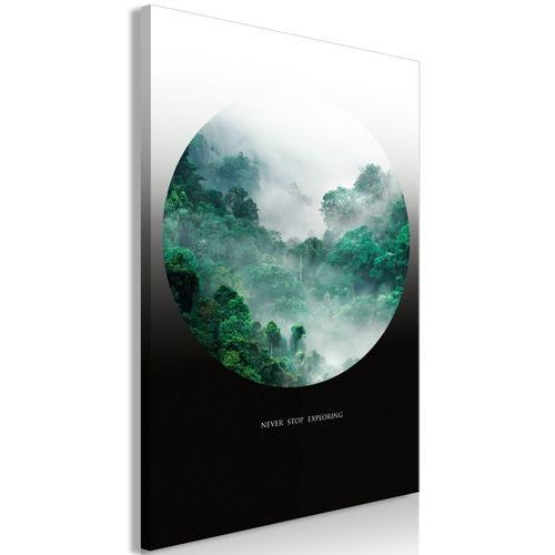 Artgeist Obraz - never stop exploring (1-częściowy) pionowy