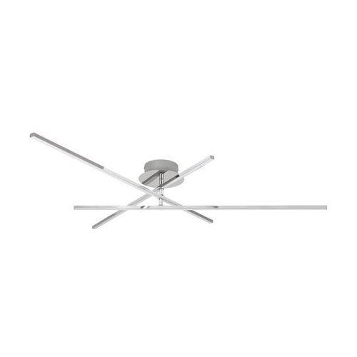 Rabalux Plafon lampa sufitowa meredith 1x18w led chrom 2479