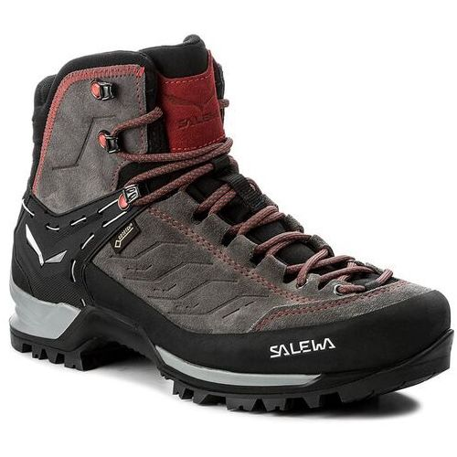 Trekkingi - mtn trainer mid gtx gore-tex 63458-4720 charcoal/papavero 4720 marki Salewa