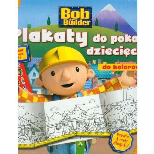 Bob budowniczy plakaty do kolorowania - schwager & steinlein verlag marki Praca zbiorowa