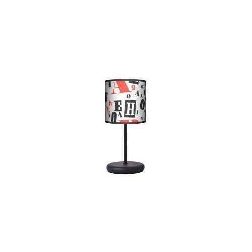 Lampa stojąca EKO - Retro typografia, 5071