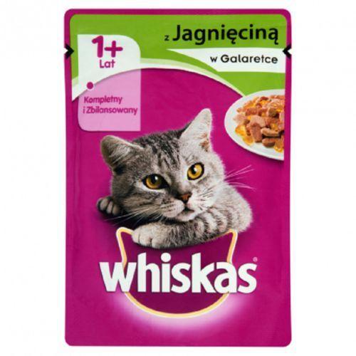 jagnięcina saszetka 100g marki Whiskas