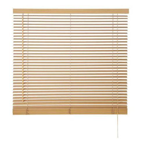 Żaluzja drewniana cana 120 x 180 cm jasna marki Colours
