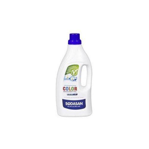Sodasan Płyn do prania color - detergent bio