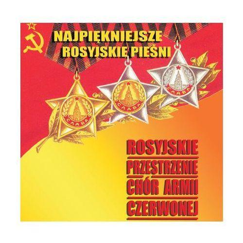 Chór armii czerwonej - rosyjskie przestrzenie - najpiękniejs marki Fonografika