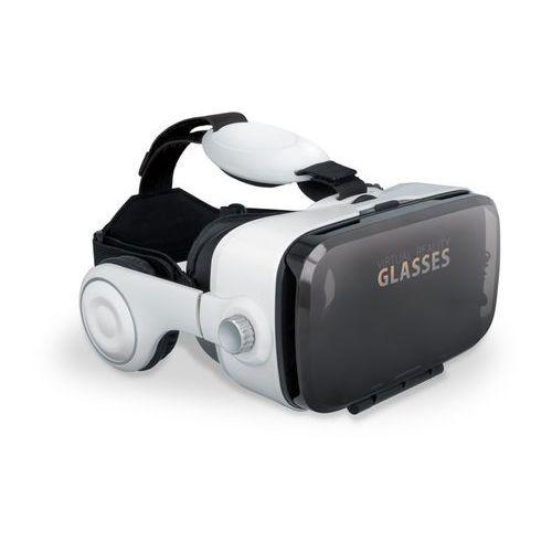 Telforceone Forever okulary 3d vrb-200 ze słuchawkami forever okulary 3d vrb-200 ze słuchawkami
