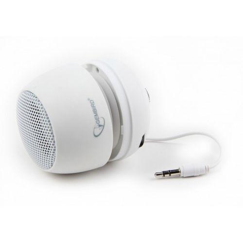 Głośnik mobilny spk-103-w biały marki Gembird