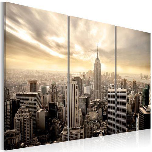Obraz - nowy york - wieczór marki Artgeist