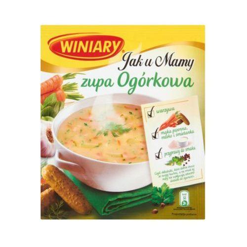 WINIARY 44g JAK U MAMY Zupa ogórkowa