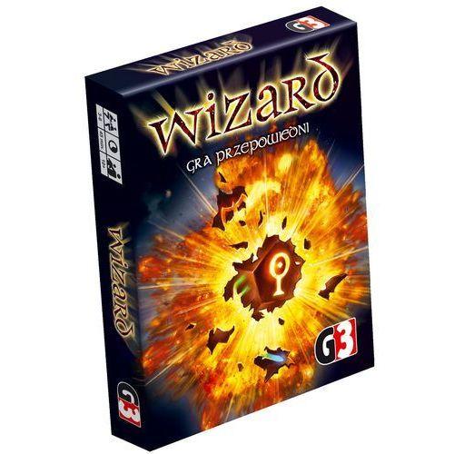 Wizard - gra przepowiedni - SZYBKA WYSYŁKA (od 49 zł gratis!) / ODBIÓR: ŁOMIANKI k. Warszawy (5906395350230)