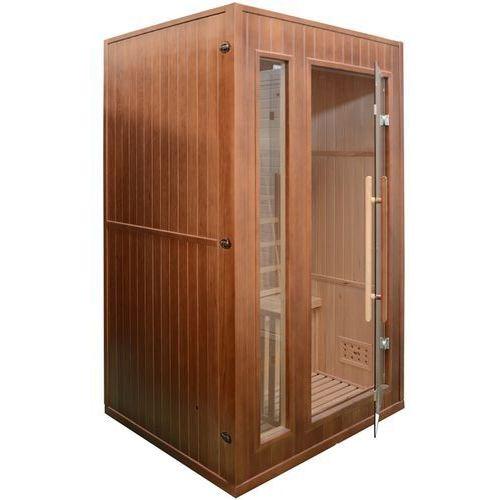 Home & garden Sauna fińska z piecem e2