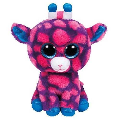 Ty Beanie Boos Sky High - Różowa Żyrafa 24 cm