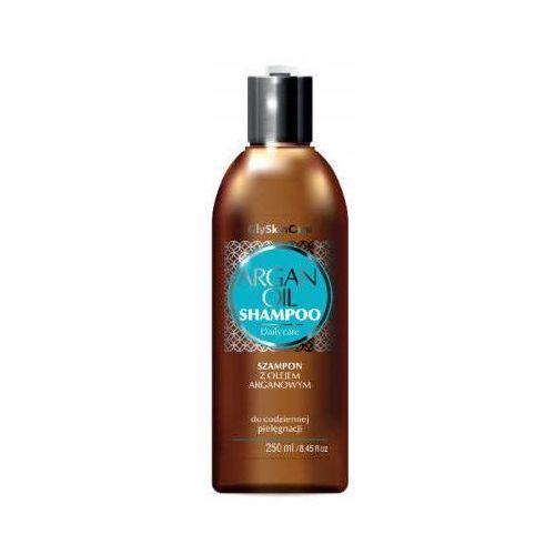 GLYSKINCARE Szampon do włosów z olejkiem arganowym 250ml
