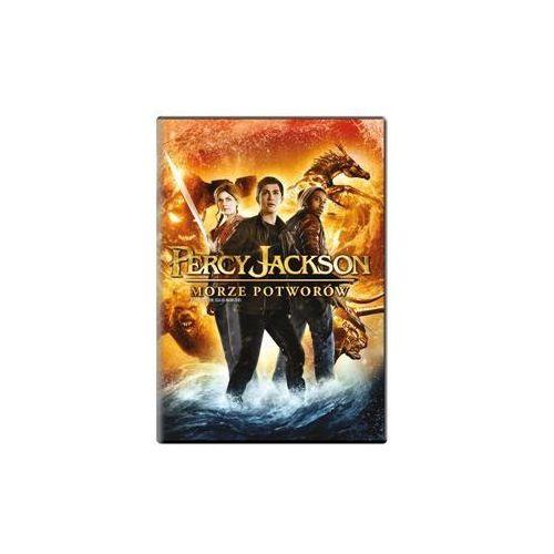 PERCY JACKSON: MORZE POTWORÓW (Percy Jackson: Sea Of Monsters) (DVD)