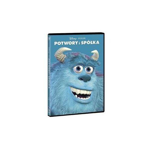 Potwory i spółka [DVD]