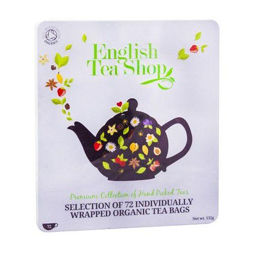 English tea shop Ets bio premium collection 72 saszetki