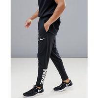 pro project x joggers in black ah9598-010 - black, Nike training, M-XL