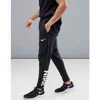 pro project x joggers in black ah9598-010 - black, Nike training, S-XL
