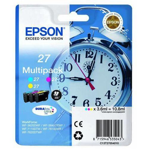 Epson oryginalny ink C13T27054020, 27, color, 3x3,6ml, Epson WF-3620, 3640, 7110, 7610, 7620 z kategorii Tusze