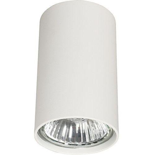 Nowodvorski Tuba eye white s spot sufitowy 9,5cm 5255 + rabat w koszyku!!! 24h - biały (5903139525596)