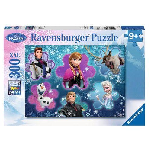 Puzzle 300 Frozen kolaż (4005556131808)