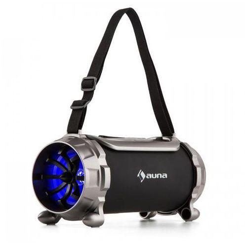 Auna Blaster s głośnik bt microsd 15w rms aux ukf bryzgoszczelnośćipx4