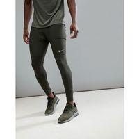 Nike Running Utility Joggers In Khaki 943642-355 - Green