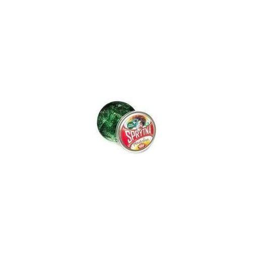 metal szlachetny perski szmaragd marki Sprytna plastelina
