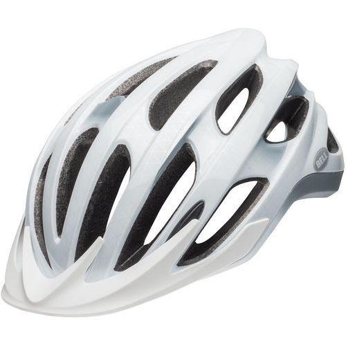 kask rowerowy drifter white/silver s (52-56 cm) marki Bell