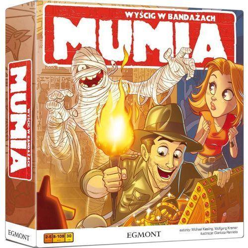OKAZJA - Mumia gra marki Egmont
